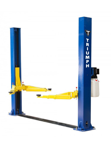 Triumph NT-9 9000 LB. TWO POST FLOOR PLATE LIFT FREE SHIPPING ...