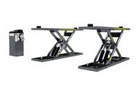 BendPak MDS-6EXTF 6,000-lb. Cap. / Mid-Rise Scissors Lift / FLUSH-MOUNT