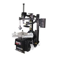 Dannmar T-200/TA Tilt Back Tire Changer with Tower Assist