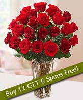Radiant Reds: Buy 12 Get 18