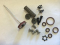 Replacement for Nordson 1057962, Surebead module Air Open Air Closed Rebuild Kit.  Includes items pictured.