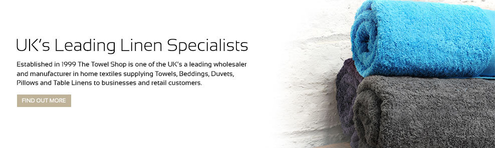 UK's Leading Linen Specialists
