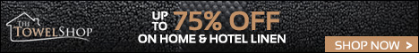 Up to 75% Off on Home & Hotel Linen