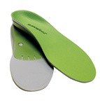 SuperFeet Green Insoles - Green Shoe Insole For Medium To High Arch Support