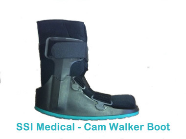 Cam Walker Boot Large - SSI Medical