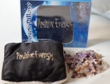 Energetic Pillow Mixed Stones
