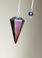Rainbow Aura Pendulum