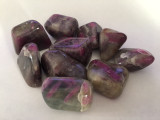 Ruby & Moonstone Tumbled Stone