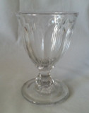 Brooklyn Flute Flint Glass Goblet 2