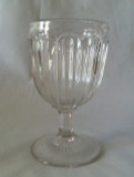 Knives & Forks Flint Glass Goblet