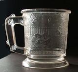 Little Bo-Peep Crystalography Mug Children's Glass