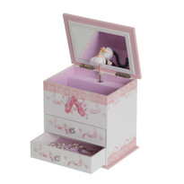 Angel Girl's  Musical  Ballerina Jewelry Box Plays Waltz of the Flowers