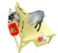 Goat Milking Stand Plans