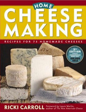 Home Cheese Making Book