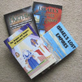 Lost Tribes Of Israel four book set by Steven M. Collins
