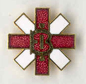 British-Israel pin