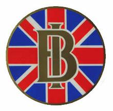 British-Israel Official Emblem
