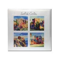 Scottish Castles card (set 1)