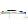 "Daiwa SP Minnow Salt Pro Swimmer 6"" 1 oz (Blue Mackerel)"