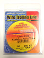 Woodstock Steel Trolling Line 100yd Spool (60lb Test)