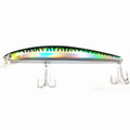 "Daiwa SP Minnow Sinking 6.75"" 1 7/8oz Green Mackerel"
