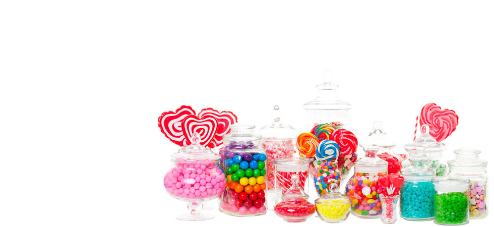 Candy Bar / Candy Buffet / Lolly Table lollies