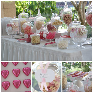 A Lolly Buffet by Sweet Style - Have a look at their blog