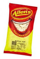 Allens Milk Bottles (1.3kg bag)