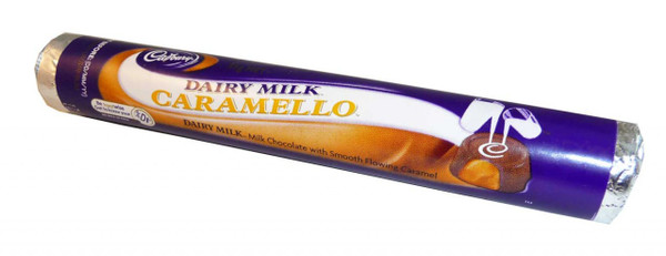 Cadbury Caramello Rolls, by Cadbury,  and more Confectionery at The Professors Online Lolly Shop. (Image Number :2591)