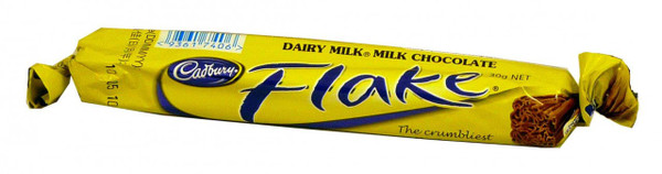 Cadbury Flake, by Cadbury,  and more Confectionery at The Professors Online Lolly Shop. (Image Number :1942)