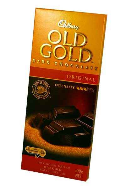 Cadbury Old Gold Orig 100g, by Cadbury,  and more Confectionery at The Professors Online Lolly Shop. (Image Number :1947)