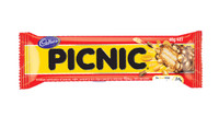 Cadbury Picnic (46g bars x 48pc box)