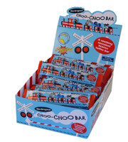 Choo-Choo Bars - licorice (Our main image of this Confectionery)