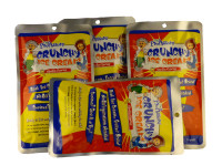 Crunchy Ice Cream - Vanilla Super Saver 4 Pack (Our main image of this Confectionery)
