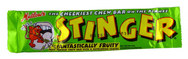 Matlows Stinger, by Swizzles Matlow,  and more Confectionery at The Professors Online Lolly Shop. (Image Number :2058)