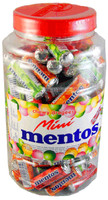 Mini Mentos, by Perfetti Van Melle,  and more Confectionery at The Professors Online Lolly Shop. (Image Number :8932)