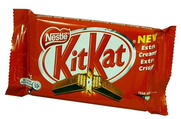 Nestle Kit Kat, by Nestle,  and more Confectionery at The Professors Online Lolly Shop. (Image Number :2085)