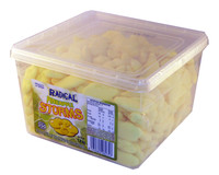 Radical Storms - Pineapple, by AIT Confectionery,  and more Confectionery at The Professors Online Lolly Shop. (Image Number :2925)