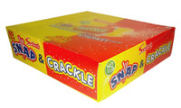 Swizzels Snap and Crackle (60 Bar Display Unit)