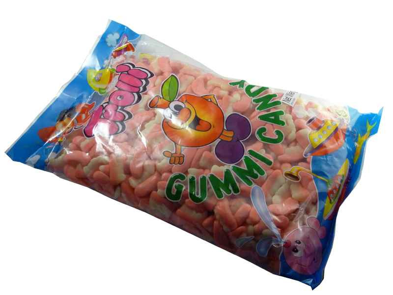 Trolli Fangs 2kg bag, by Trolli,  and more Confectionery at The Professors Online Lolly Shop. (Image Number :2172)