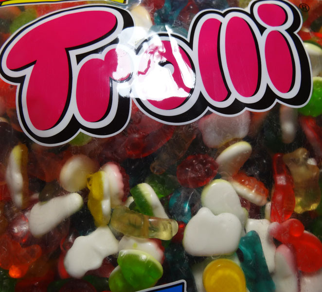 Trolli Groovy Mix 2kg Bulk Bag, by Trolli,  and more Confectionery at The Professors Online Lolly Shop. (Image Number :7893)