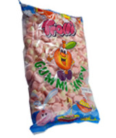 Trolli Mushrooms 1.5kg Bulk Bag, by Trolli,  and more Confectionery at The Professors Online Lolly Shop. (Image Number :7905)