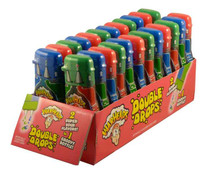 Warhead Double Drops, by Warheads,  and more Confectionery at The Professors Online Lolly Shop. (Image Number :2187)