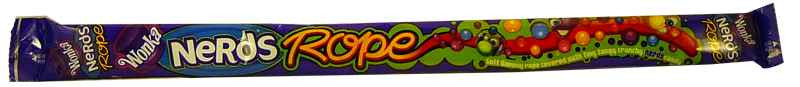 Wonka Nerds Rope, by Wonka,  and more Confectionery at The Professors Online Lolly Shop. (Image Number :2200)