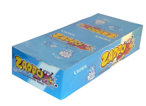 Zappo - Cola Chews, by Crown Confectionery,  and more Confectionery at The Professors Online Lolly Shop. (Image Number :2210)