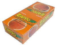 Zappo - Orange Chews, by Crown Confectionery,  and more Confectionery at The Professors Online Lolly Shop. (Image Number :3734)