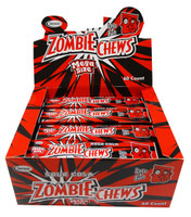 Zombie Chews - Sour Cola, by Sweetmans,  and more Confectionery at The Professors Online Lolly Shop. (Image Number :8328)