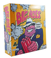 Big Boss Crusading Caramel Candy Sticks, by Fyna Foods,  and more Confectionery at The Professors Online Lolly Shop. (Image Number :7622)
