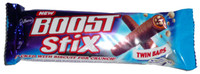 Cadbury Boost Stix Twin Bar, by Cadbury,  and more Confectionery at The Professors Online Lolly Shop. (Image Number :2491)