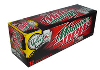 Mountain Dew Code Red, by Mountain Dew,  and more Beverages at The Professors Online Lolly Shop. (Image Number :2509)